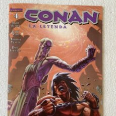 Cómics: CONAN LA LEYENDA #4 FORUM 2005 PERFECTO ESTADO. Lote 289682608