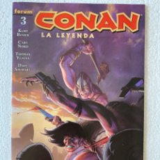 Cómics: CONAN LA LEYENDA #3 FORUM 2005 PERFECTO ESTADO. Lote 289682833