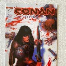 Cómics: CONAN LA LEYENDA #1 FORUM 2005 PERFECTO ESTADO. Lote 289683498
