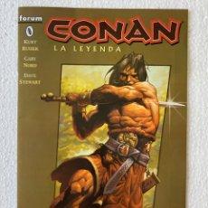 Cómics: CONAN LA LEYENDA #0 FORUM 2005 PERFECTO ESTADO. Lote 289683708