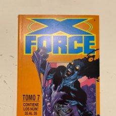 Cómics: X FORCÉ TOMO 7. Lote 289759168