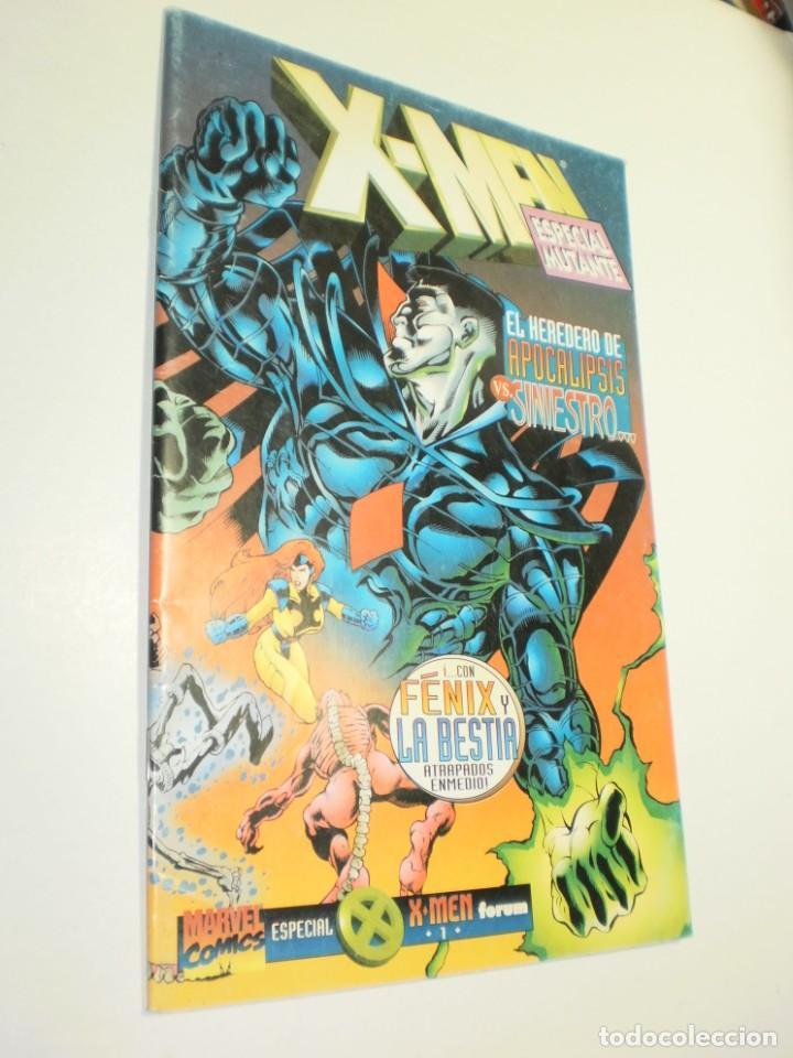 X-MEN ESPECIAL MUTANTE Nº 1 MARVEL COMICS FORUM 1996 (SEMINUEVO) (Tebeos y Comics - Forum - X-Men)