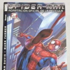 Cómics: SPIDERMAN - ADAPTACION OFICIAL DE LA PELICULA / STAN LEE - ALAN DAVIS / MARVEL - FORUM. Lote 289866388