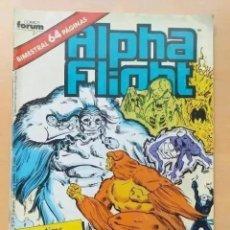 Cómics: ALPHA FLIGHT NUM 36. Lote 290027578