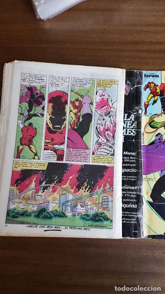 Cómics: IRON MAN num. 5 - Foto 4 - 290139488