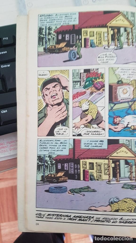 Cómics: IRON MAN num. 5 - Foto 12 - 290139488