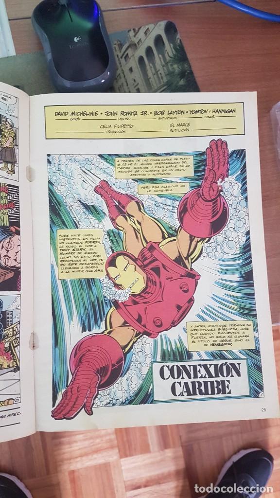 Cómics: IRON MAN num. 5 - Foto 13 - 290139488