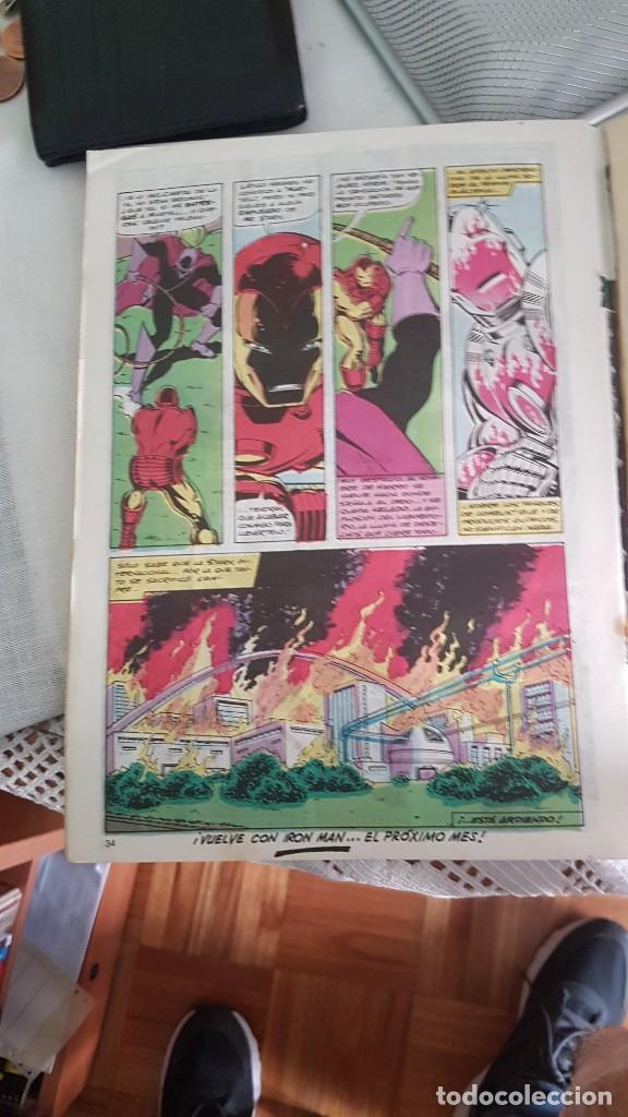 Cómics: IRON MAN num. 5 - Foto 15 - 290139488