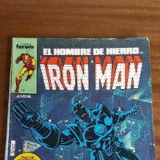 Cómics: IRON MAN NUM. 10. Lote 290139808