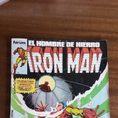 Cómics: IRON MAN NUM. 14. Lote 290140253