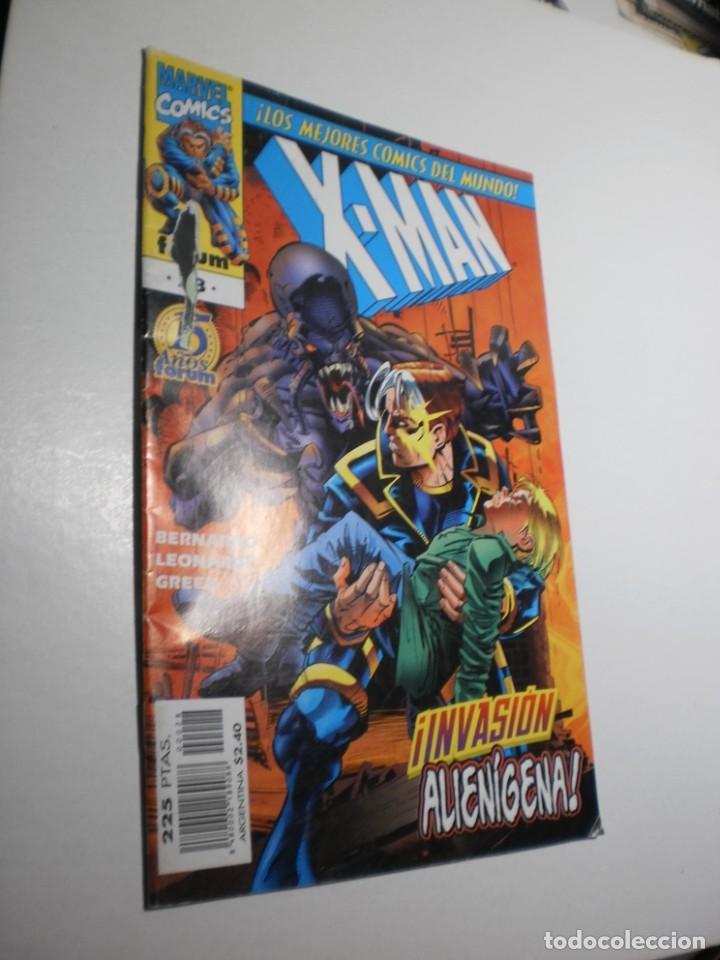 X-MAN Nº 28 MARVEL COMICS FORUM 1998 (ALGÚN DEFECTO) (Tebeos y Comics - Forum - X-Men)