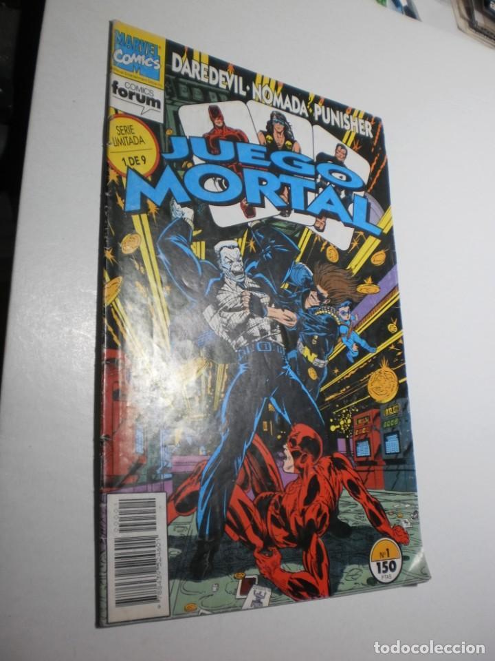 DAREDEVIL Nº 1 DE 9. MARVEL CÓMICS FORUM 1993 (BUEN ESTADO) (Tebeos y Comics - Forum - Daredevil)