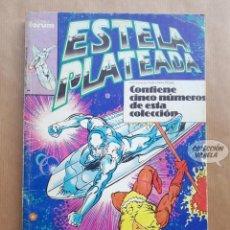 Cómics: ESTELA PLATEADA - RETAPADO 11 A 15 - FORUM. Lote 290987808