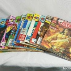Cómics: LOTE DE 25 COMICS DE CONAN REY Y LA ESPADA SALVAJE DE CONAN. Lote 290997118