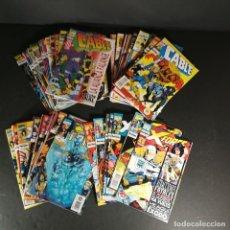 Cómics: LOTE VARIOS COMICS MARVEL FORUM X - FORCE CABLE 3 KILOS 51 NÚMEROS. Lote 291165293