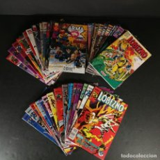 Cómics: LOTE VARIOS COMICS MARVEL FORUM LOBEZNO ARMA X 3 KILOS 48 NÚMEROS. Lote 291165793