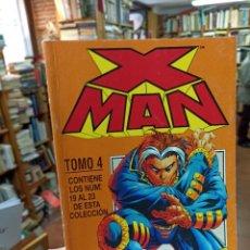 Cómics: X MAN. TOMO. 4. DEL 19 AL 23. Lote 291181513