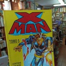 Cómics: X MAN. TOMO 5. DEL 24 AL 28. Lote 291181733