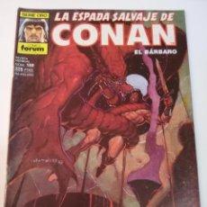Fumetti: LA ESPADA SALVAJE DE CONAN NUM 159 - PRIMERA EDICION - BUEN ESTADO. Lote 291222838