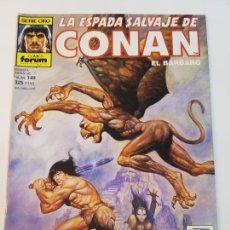 Fumetti: LA ESPADA SALVAJE DE CONAN NUM 149 - PRIMERA EDICION - BUEN ESTADO. Lote 291222853