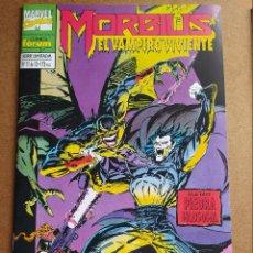Cómics: MORBIUS, EL VAMPIRO VIVIENTE 1 A 12 (COMPLETA) - LEN KAMINSKY / RON WAGNER. Lote 291358658