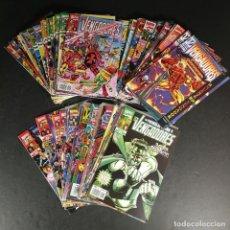 Cómics: LOTE VARIOS COMICS MARVEL FORUM VENGADORES 2 3 KILOS 50 NÚMEROS. Lote 291394028