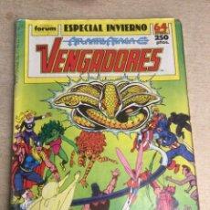 Cómics: CÓMICS FÓRUM - LOS VENGADORES - (REF,PRO2). Lote 291403508