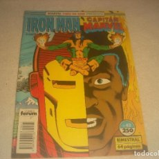 Cómics: IRON MAN CAPITAN MARVEL N. 42. Lote 291534258