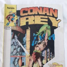 Cómics: COMIC 'CONAN REY' Nº 18. Lote 291847478