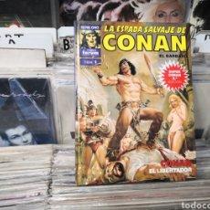 Fumetti: LA ESPADA SALVAJE DE CONAN, TOMO 1,CONAN EL LIBERTADOR. Lote 291893318