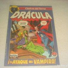 Cómics: DRACULA N. 2 , FORUM. Lote 291937343