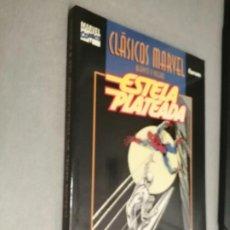Cómics: CLÁSICOS MARVEL BLANCO Y NEGRO 10: ESTELA PLATEADA 3 / STAN LEE - JOHN BUSCEMA / MARVEL - FORUM. Lote 291987458