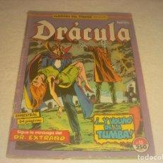 Cómics: DRACULA N. 15 , FORUM. Lote 292090888