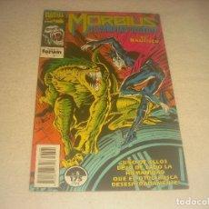 Cómics: MORBIUS , EL VAMPIRO VIVIENTE , N. 5. Lote 292123478