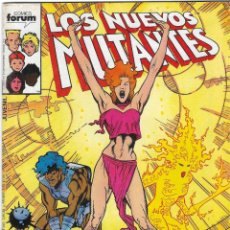 Cómics: ED. FORUM -- LOS NUEVOS MUTANTES -- Nº 33-34-48-49-50-52-53. Lote 292128613