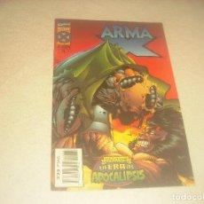 Cómics: ARMA N. 4 , LA ERA DE APOCALIPSIS .. Lote 292232983