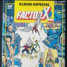 Cómics: ALBUM ESPECIAL FACTOR X. Lote 292235063
