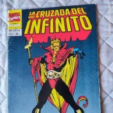 Cómics: LA CRUZADA DEL INFINITO Nº 2 (2 DE 11) FORUM. Lote 292372263