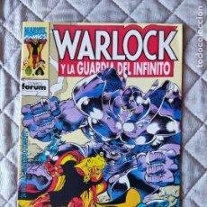 Cómics: WARLOCK Y LA GUARDIA DEL INFINUTO Nº 5 FORUM. Lote 292374028