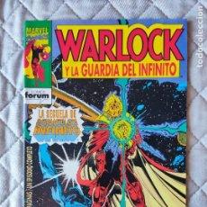 Cómics: WARLOCK Y LA GUARDIA DEL INFINUTO Nº 1 FORUM. Lote 292374733