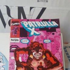 Cómics: LA PATRULLA X NUM. 102. Lote 292376313