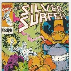 Cómics: PLANETA. FORUM. THE SILVER SURFER. 6. Lote 292386783