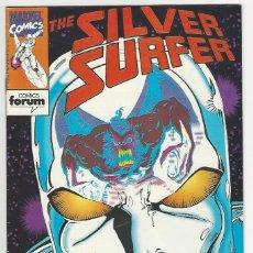 Cómics: PLANETA. FORUM. THE SILVER SURFER. 11. Lote 292386803