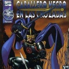 Fumetti: CABALLERO NEGRO EN LAS CRUZADAS - TOMO FORUM - MUY BUEN ESTADO - SUB01M. Lote 292525613