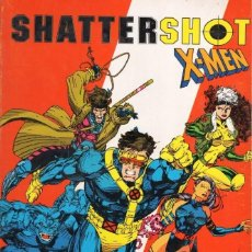 Cómics: X-MEN SHATTERSHOT (EXTRA PRIMAVERA) FORUM - SUB01M. Lote 292527833