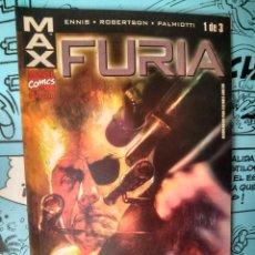 Cómics: FURIA MAX 1. Lote 292586913