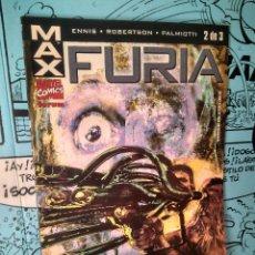 Cómics: FURIA MAX 2. Lote 292587043