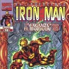Cómics: IRON MAN VOL. 4 Nº 10 - FORUM. Lote 293163523