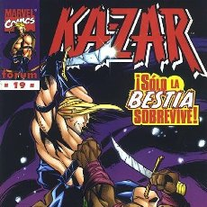Cómics: KAZAR VOL. 1 Nº 19 - FORUM. Lote 293171908
