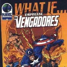 Cómics: WHAT IF ESPECIAL LOS VENGADORES - FORUM - BUEN ESTADO - SUB01M. Lote 293203473